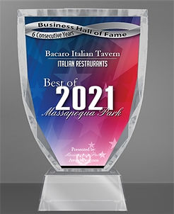 Best of 2021 Hall of fame