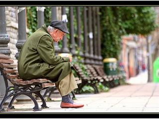 Depresión en el anciano.