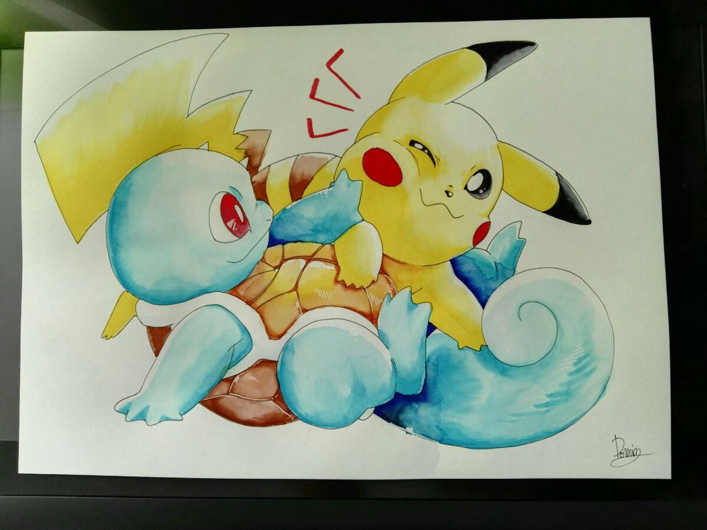 squirtle_and_pikachu_by_dormin_kanna-dag7ack