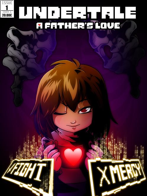 Fan Comic Undertale - A father's love N°1 ENGLISH