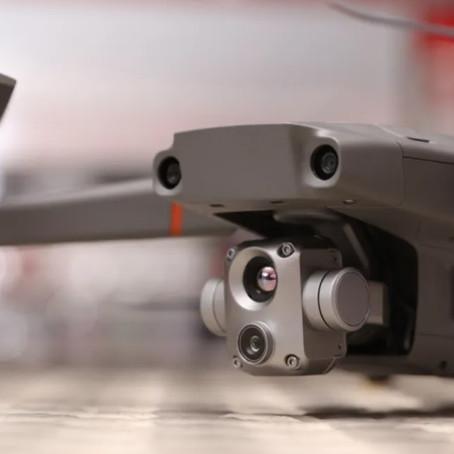 DJI ANUNCIA NOVO DRONE MAVIC 2 ENTERPRISE ADVANCED