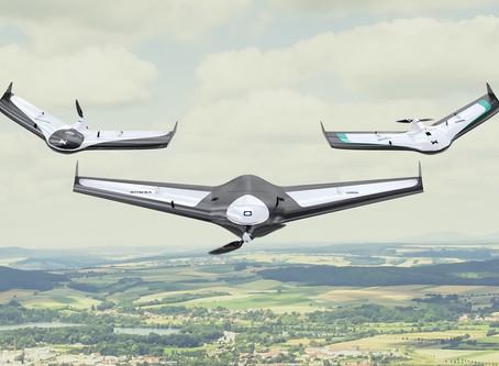VOCÊ SABE COMO FUNCIONA UM DRONE DE ASA FIXA (VANT)?