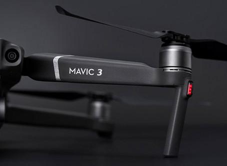 RUMORES - NOVOS DRONES MATRICE 300, MAVIC 3 E MAVIC AIR 2