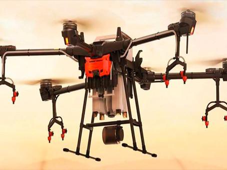 CONHEÇA OS MELHORES DRONES PULVERIZADORES DO MERCADO