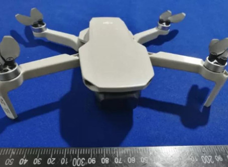 RUMORES DE UM NOVO DRONE DA DJI CIRCULAM NA INTERNET!!