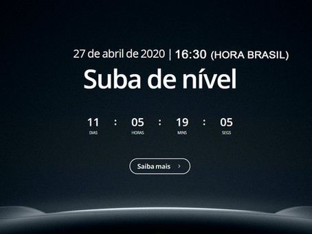 LANÇAMENTO DO NOVO DJI MAVIC AIR 2 EM 27 DE ABRIL