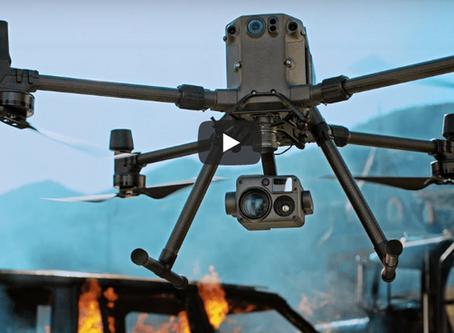 O QUE TORNA O DRONE DJI MATRICE 300 RTK TÃO SEGURO?
