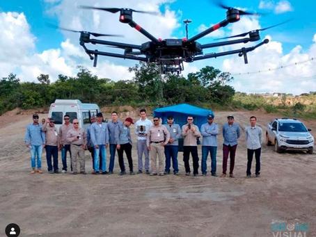 DRONE VISUAL AMPLIA SEUS CURSOS DE DRONES EM OUTROS ESTADOS
