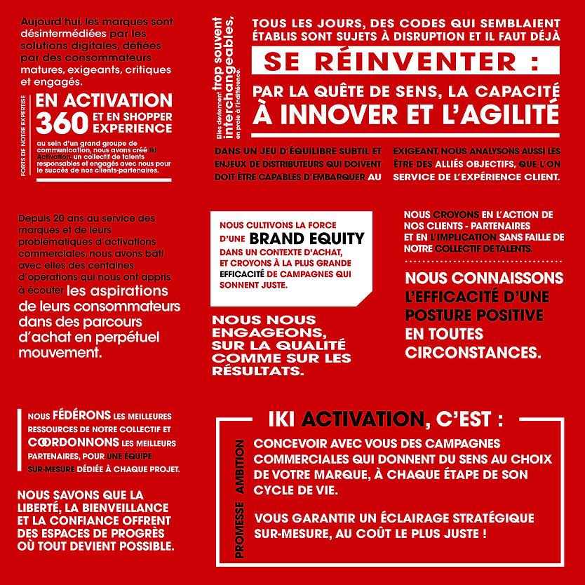 IKI Activation Manifesto