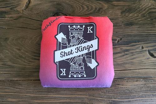Shot Kings Cornhole Peñasco (1 Sets of Bags) - Chicali Boards Cornhole Bags