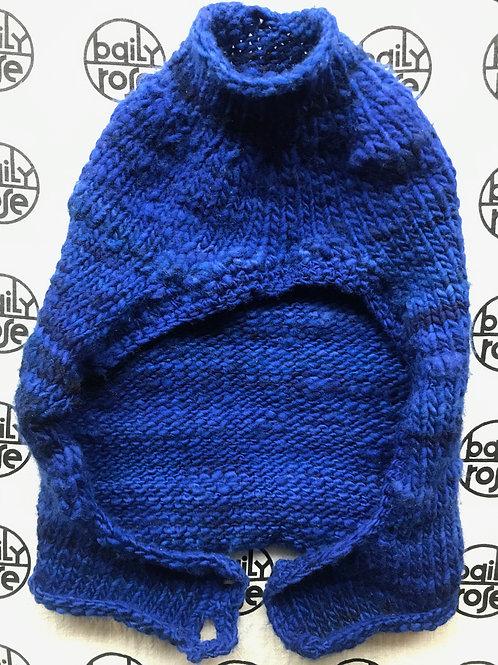 First time knitting Four Corners Yarn