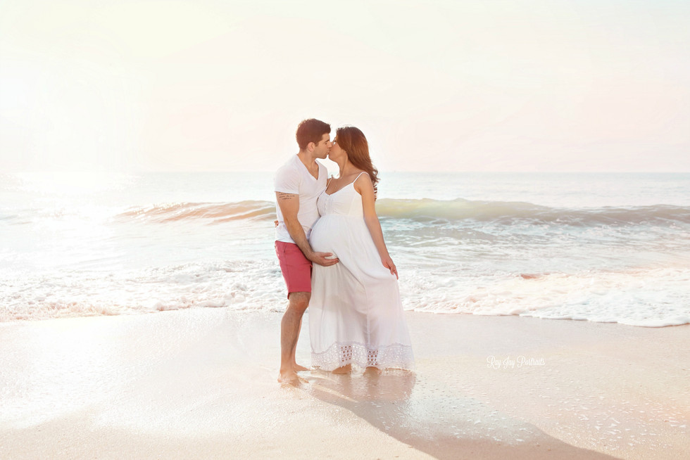 maternity beach session NJ .jpg