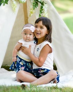 Summer minis sisters