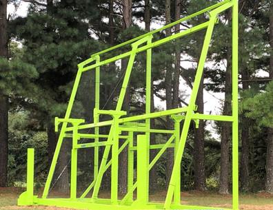 15 ft High x 24 ft Wide Barrier
