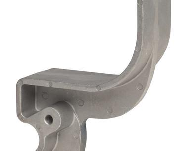 Offset EZ-STOP Aluminum Upright