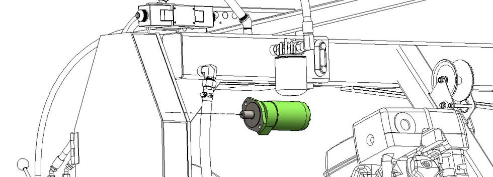 Hydraulic Drive Motor