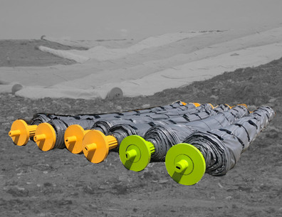 Install Tactical Textile Tarps on your fleet of spools