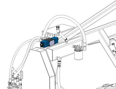 Hydraulic Solenoid Control Valve