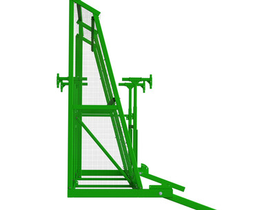 Pivoting Outriggers