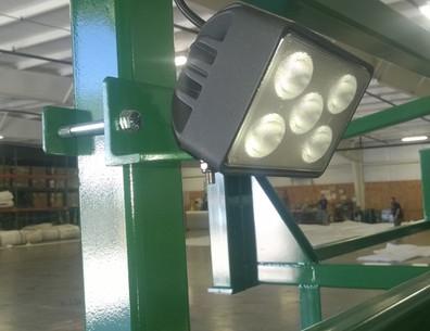 LED Light, 50 Watt Rectangular