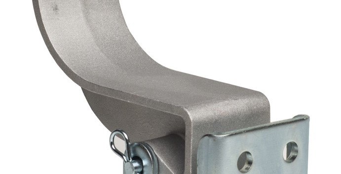 Offset EZ-STOP Mount & Upright