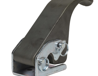 Offset Rubber Mount & Upright