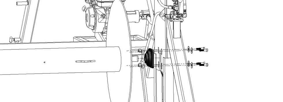 Bearing, Spool TDS30HS/HC