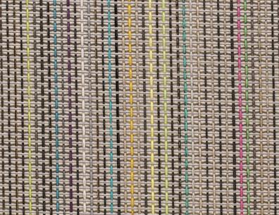 Multi-Colored Mesh Fabric