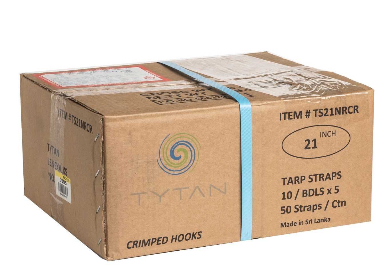 "21"" TYTAN Strap"