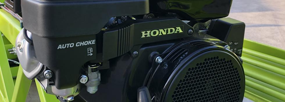 HONDA 3-year Warranty