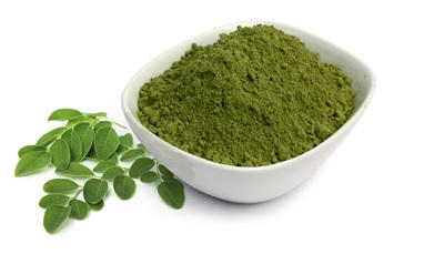 Organic Moringa tea & powder