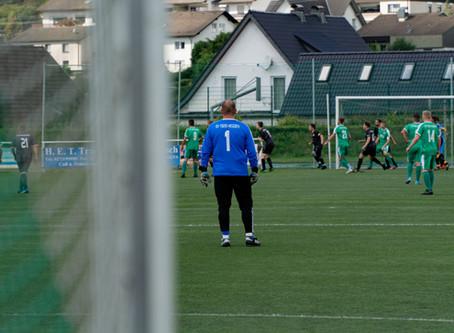 Die Zweite spielt 1:1 gegen RWO 2