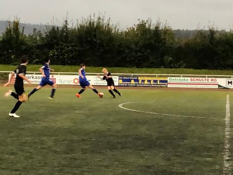 14:0 Sieg für die C-Jugend