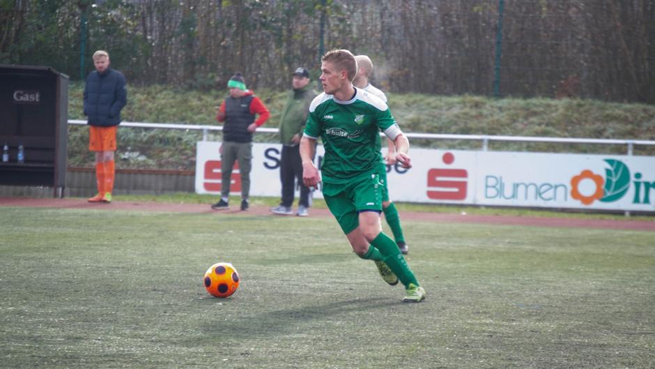 Unentschieden der Zweiten gegen Trockenbrück