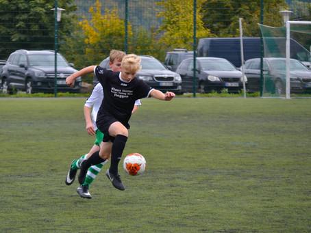 4:0 Derbysieg der C-Jugend gegen die JSG Lennetal