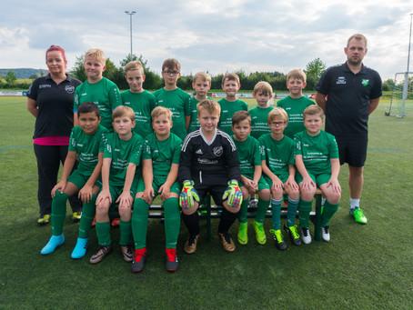 E-Jugend Spiel SV Heggen gegen RSV Listertal
