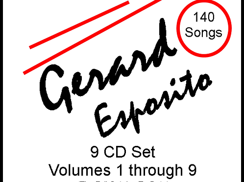 9 CD Set featuring 140 songs