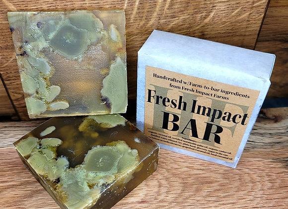 Heritage Foraging Fresh Impact Bar Soap