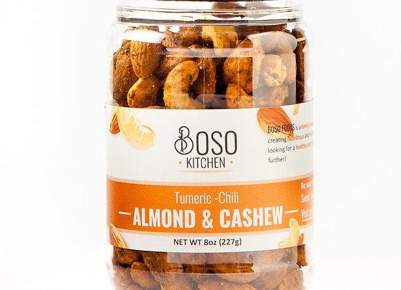Turmeric Chili Almond & Cashew