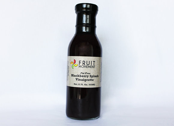 Blackberry Splash Vinaigrette