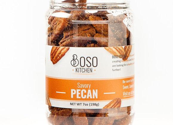 Boso Kitchen's Savory Pecans