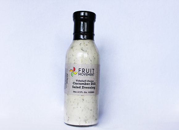 Cucumber Dill Salad Dressing