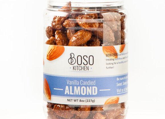Vanilla Candied Almonds