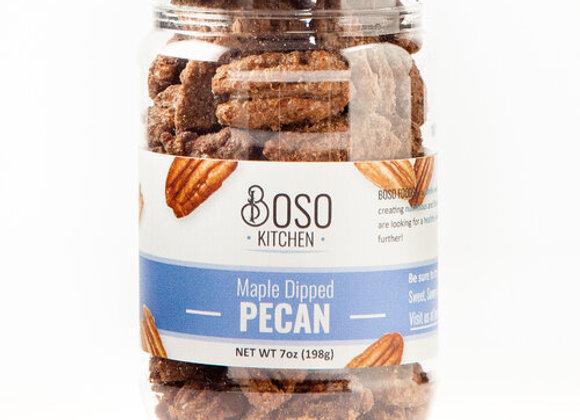 Boso Kitchen's Maple Pecans