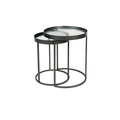 BOLI Set of 2 Side Table