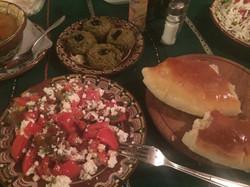 Healthy Bulgarian cuisine