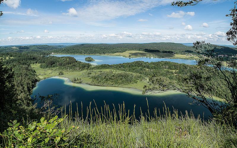 lacs Ilay et Grand Maclu