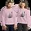 Thumbnail: FLORAL. sweatshirt. unisex.