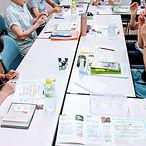 福島市ボランティア連協加盟団体「ひじり&ハート」さんで、アロマ出張教室、アロマス