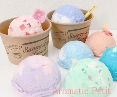 アイスクリーム石けん、TVでもご紹介いただきました。